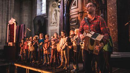 Kinderkoor De Stemband klaar voor volgende stap: Jonge muzikanten gezocht voor eigen orkest