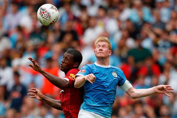 Voor de titel gaat het volgens Kristof Terreur wellicht weer tussen Liverpool en Manchester City.
