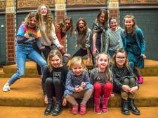 De elf Wilde Deernes van Zwolle zijn bekend, 'onze' Floor zit erbij!