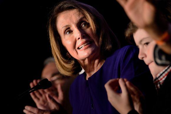 Nancy Pelosi was al eens voorzitter van het Huis van afgevaardigden. In 2011 nam John Boehner het van haar over.