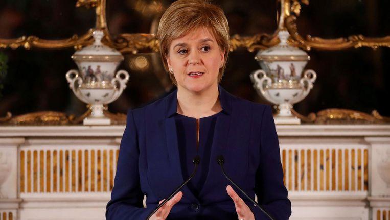 Nicola Sturgeon. Beeld AFP