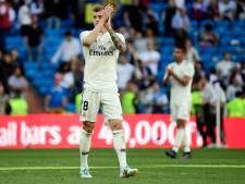 Malgré les rumeurs, Toni Kroos prolonge au Real
