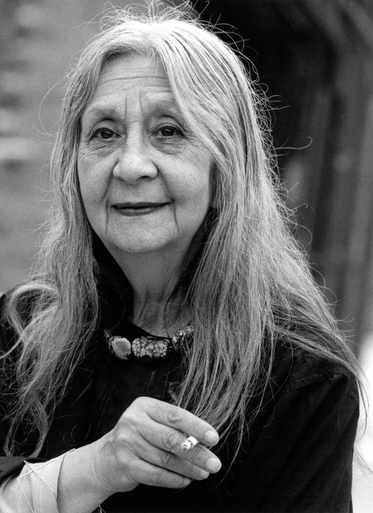 Kunstenaar Marisa Merz Beeld Gianfranco Gorgoni, Courtesy Fondazione Merz