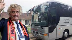 Jean-Marie Pfaff (65) is nu ook buschauffeur