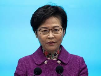 Stapels bankbiljetten in huis leider Hongkong