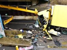 Omgekomen vrachtwagenchauffeur A28 raakte macht over stuur kwijt