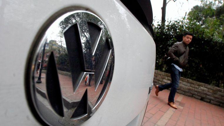Volkswagen. Beeld Reuters