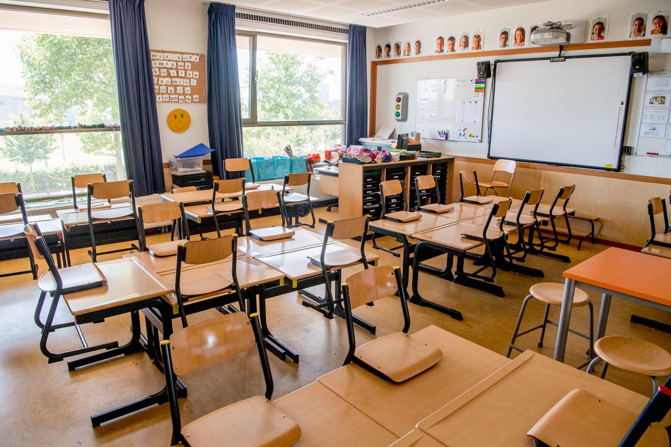 Basisschool De Wijngaard 'gehoorzaam aan overheid' en staakt niet | Foto |  gelderlander.nl
