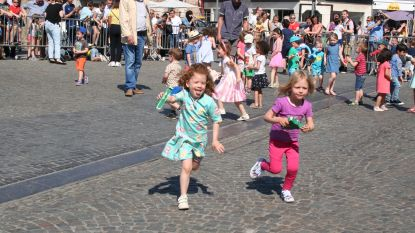 Paaskip Charlotte verwent Lokerse kinderen