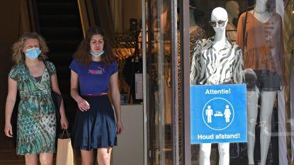 Ook ondernemersorganisatie NSZ voorstander van verplichten mondmaskers in winkels, Comeos wil dat politie controleert als regels worden aangescherpt