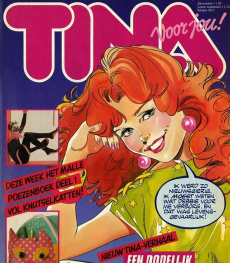 Tina viert 50ste verjaardag en preutse Noortje is er nog