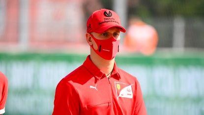 Mick Schumacher maakt over twee weken F1-debuut (in vrije training) op Nürburgring voor Alfa Romeo