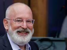 Europees Parlement ondervraagt Timmermans
