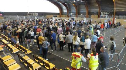 Minder chaos dankzij extra stembureaus in Palaestra