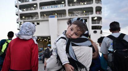 Ruim 4.000 vluchtelingen in 24 uur gered op Middellandse Zee