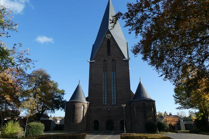 De kapel bij de Michaëlkerk in Sint-Michielsgestel wordt straks ook dagelijks open gesteld zonder dat bezoek in de kerk hoeft te komen.