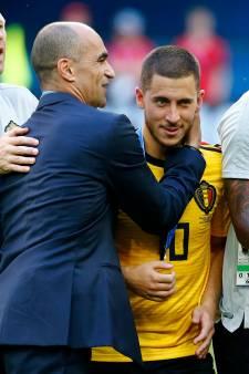 Les débuts de Hazard au Real vus par Roberto Martinez