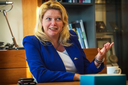 Heusden; Willemijn van Hees ; burgemeester; nieuw ;