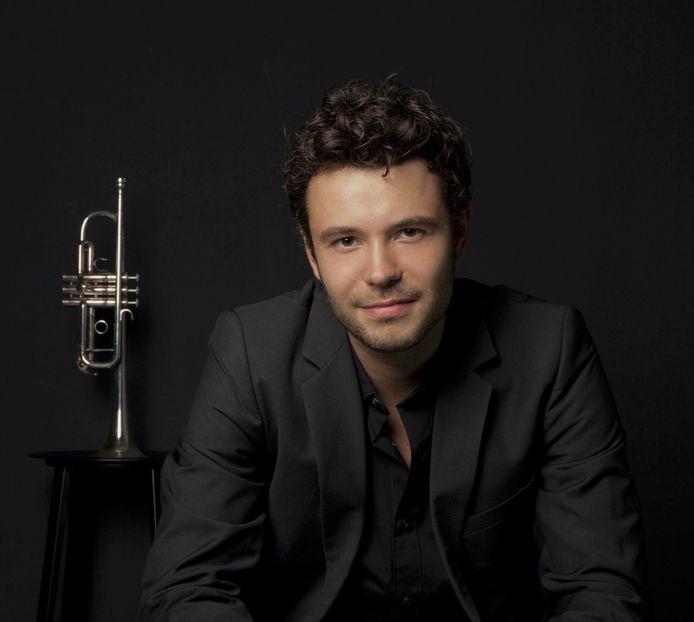 Floris Onstwedder, trompettist.
