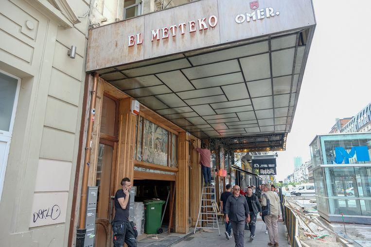Op 1 mei heropent El Metteko de deuren.