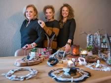 Afrikaanse stam heeft met corona een steuntje in de rug nodig: Willemstadse moeder Sherry en dochters schieten te hulp