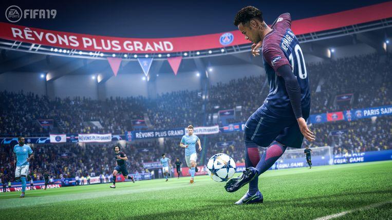 Alle spelers in België die bestaande FIFA-punten in hun account hebben, kunnen deze blijven gebruiken, maar ze zullen er geen meer kunnen kopen.