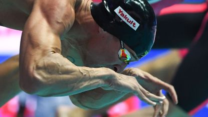 """Pieter Timmers strandt als 20ste op 50m vrij: """"Toch mijn beste race op WK"""""""