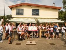 Schoolkinderen halen 37.500 euro op voor Team Westland