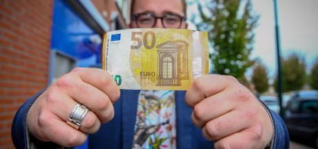 Ricardo Brouwer komt deze week rond van 50 euro: 'Ik ben aan het denken gezet, het is geen toneelstukje'