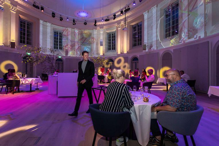 Restaurant Felix, Keizersgracht 324. Beeld Dingena Mol