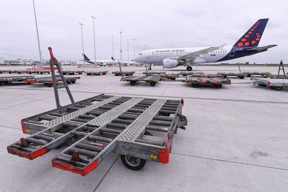 Zaterdag staan nog enkele vluchten gepland, nadien gaat het slot er voor zeker vier weken op, repatriëringsvluchten uitgezonderd.