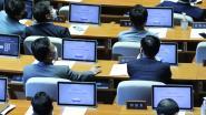 Zuid-Koreaans parlementslid onder vuur voor het dragen van een kleedje