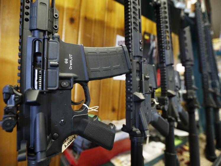 Schiet Amerika wat op met aanpassing van wapenwet?
