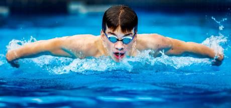 Rogier is blind, maar zwemt van record naar record: 'Ik wil naar de Paralympics in Tokio'