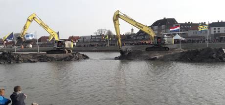 Harderwijk ligt weer aan het water