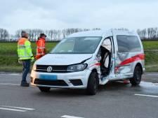 Twee gewonden bij botsing in Tholen
