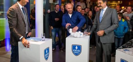 Loting KNVB-beker: thuisduels voor FC Twente en Heracles, Excelsior'31 treft (mogelijk) amateurploeg