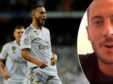 """Eden Hazard raconte ses souvenirs en Ligue des Champions: """"Je n'ai pas marqué beaucoup de buts"""""""