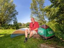 Zelf grasmaaien en wc's schoonmaken op deze exclusieve camping voor alleen leden