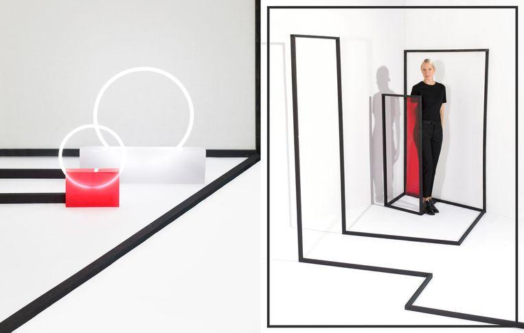 Ontwerper Sabine Marcelis - Set Design: Studio Knol, Realisatie en designassistentie: Sansplus Beeld Aisha Zeijpveld