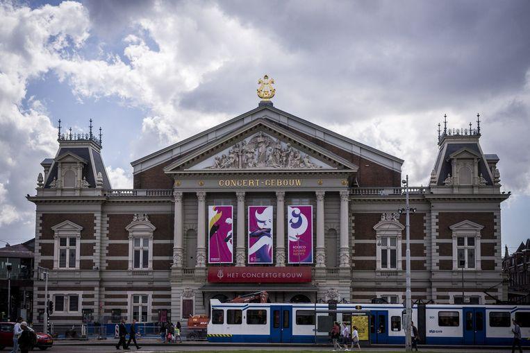 'Vroeger reisde ik liftend naar Amsterdam om concerten te zien' Beeld Rink Hof