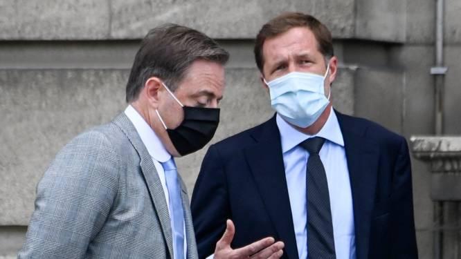 """De Wever en Magnette pokeren verder: tweede gesprek met groenen verloopt """"constructief"""""""