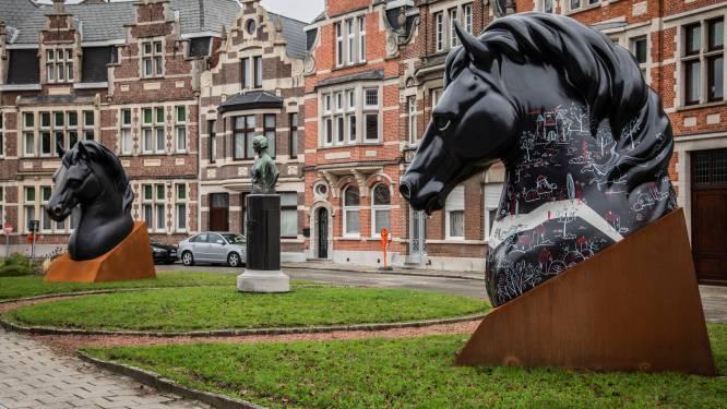 Paardenkracht wordt zichtbaar in stadscentrum