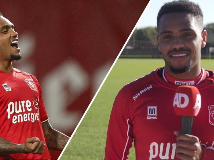 Danilo Pereira: 'Ik wil topscorer in de Eredivisie worden'