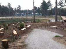 Natuurbegraafplaats in Vlierden is bijna af: 'De natuur heeft Hennie al aanvaard'