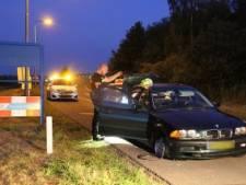 Drie mannen uit Meppel vast na conflict bij verkeersongeluk bij Steenwijk