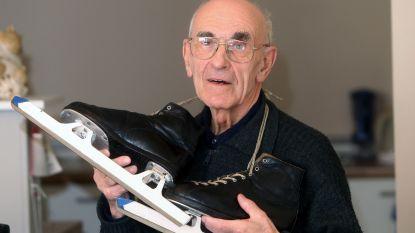 Schaatser Henri Jaecques (93) overleden