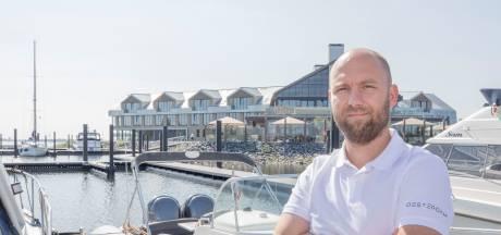 'De Oesterdam geeft je het vakantiegevoel'