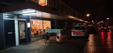 Overval op snackbar in Hengelo, dader nog voortvluchtig