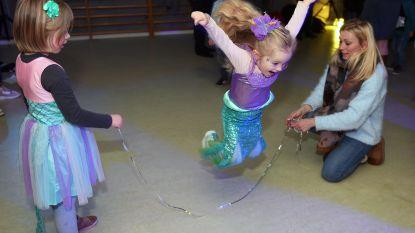 Kleuters fuiven in Sint-Jansschool
